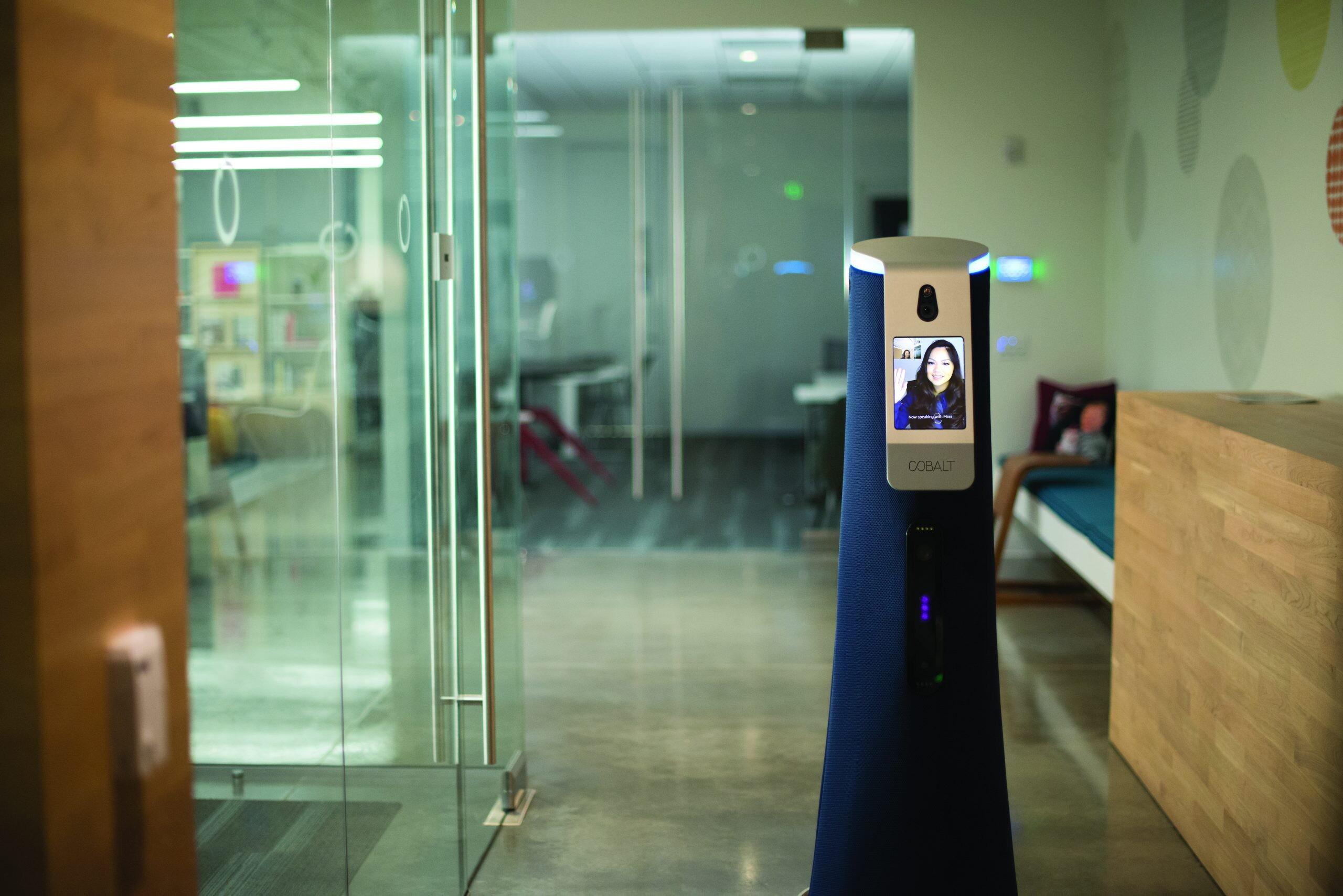 Cobalt Robotics opens doors
