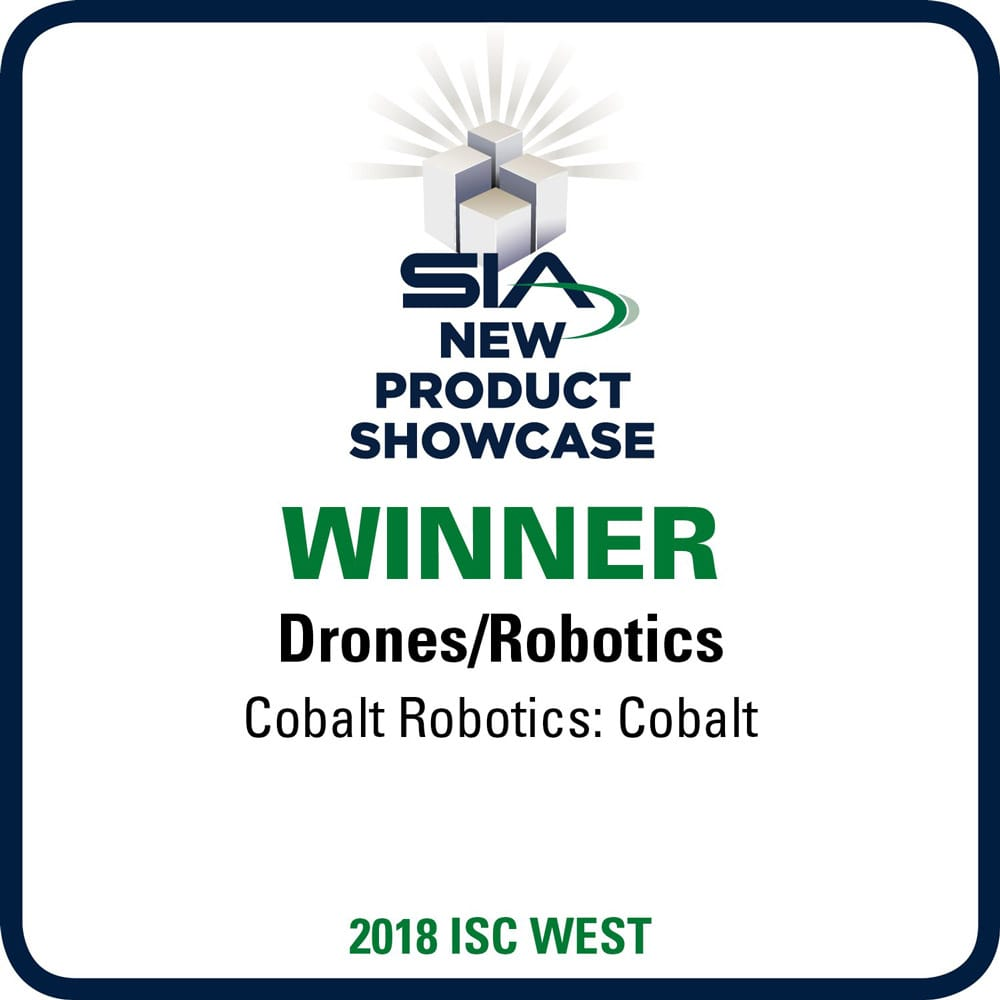 Cobalt Recognized in SIA New Product Showcase at ISC West