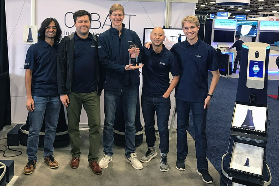 Cobalt Robotics at ASIS 2017