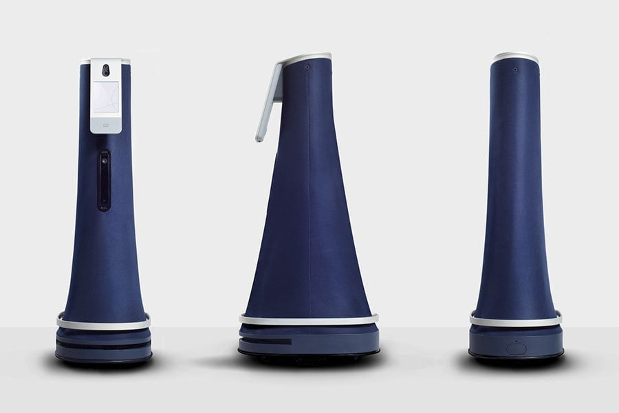 Accolades and Judges Choice award winner Cobalt Robotics unveils leak and spill detection technology at Global Security Exchange
